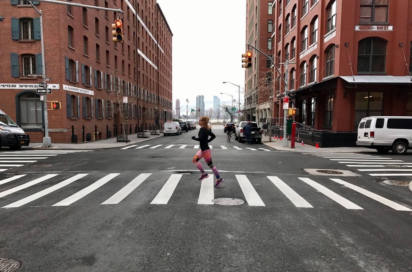 NYC Half Marathon Training