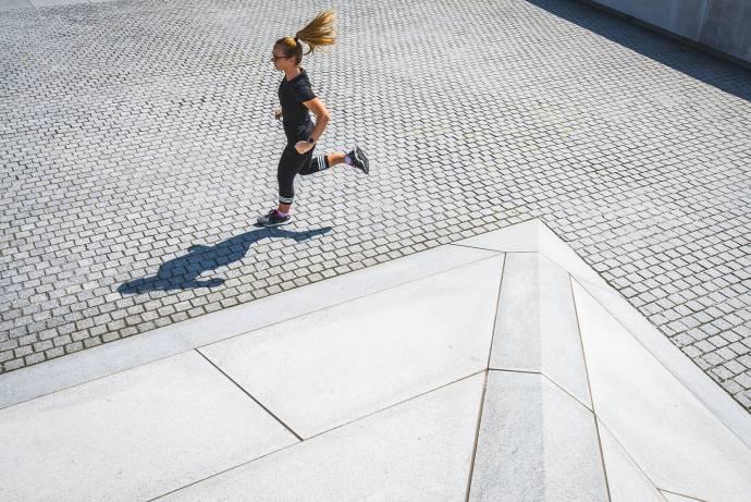 Reasons for running