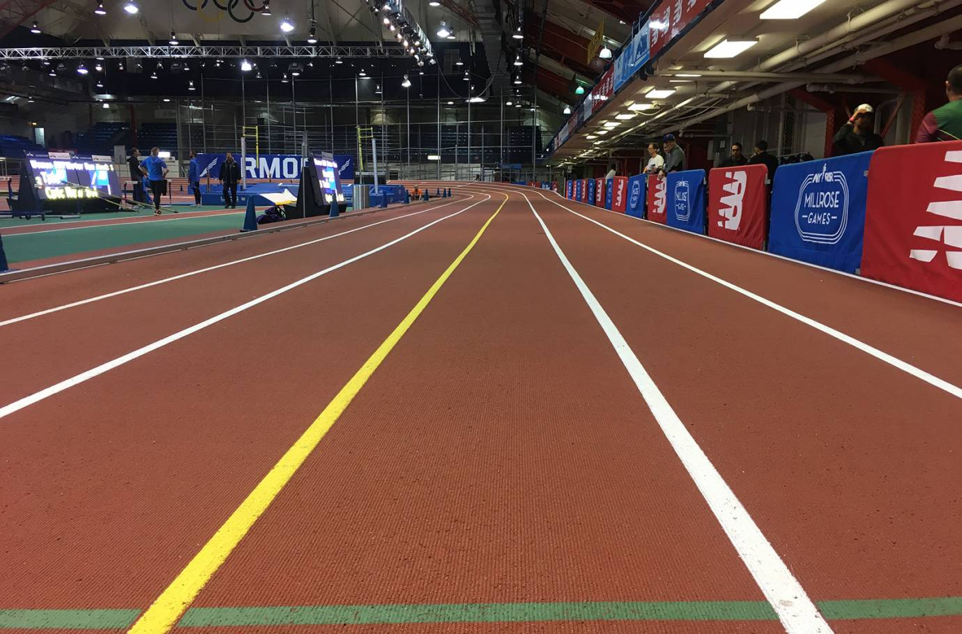 Day At The Track >> Track Time My Day At The The Armory Nyc