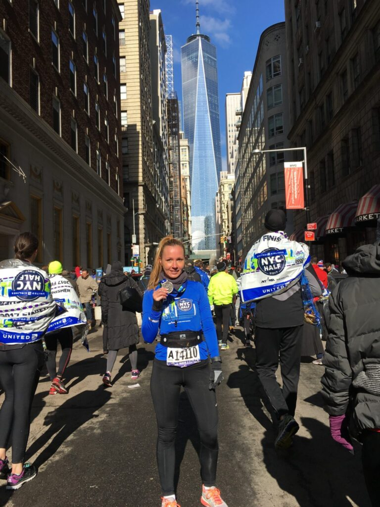 NYC Half Marathon Review