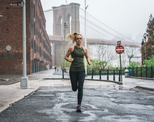 Running and lifting