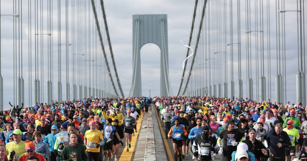 New York City Marathon Course