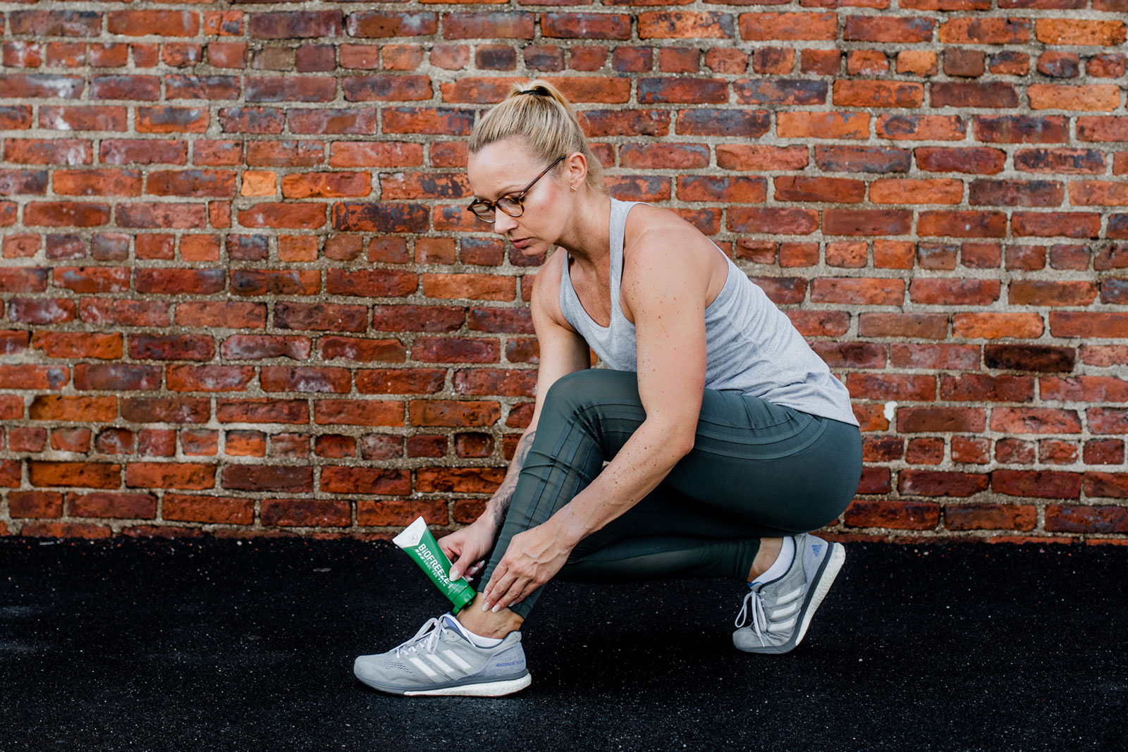 Marathon Recovery Tips with Biofreeze