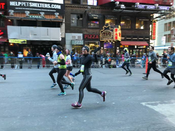 NYC Half 2018 review