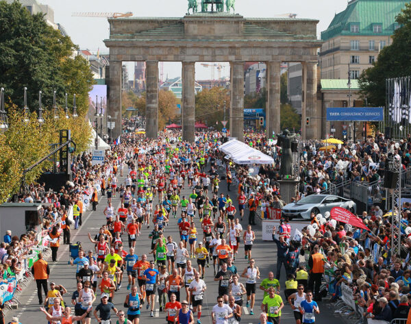Berlin Marathon 2019 course