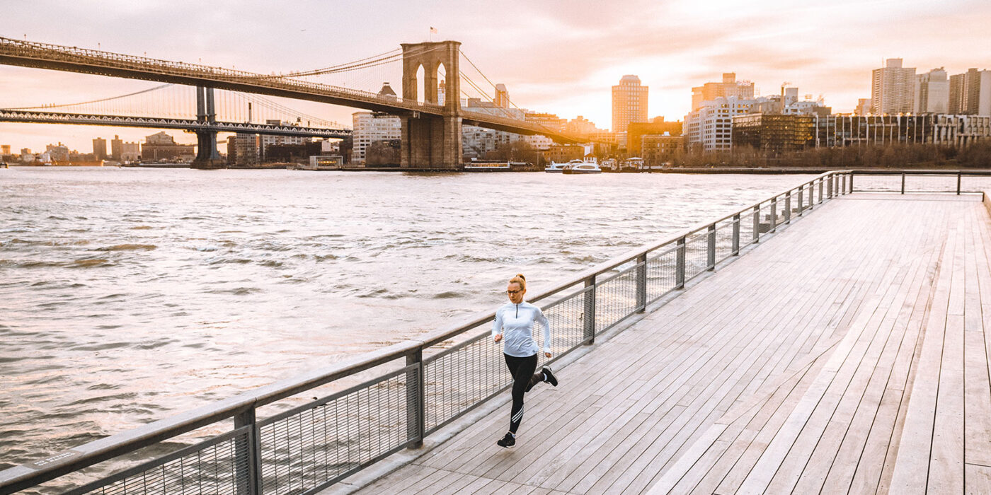 Sabrina Wieser running expert