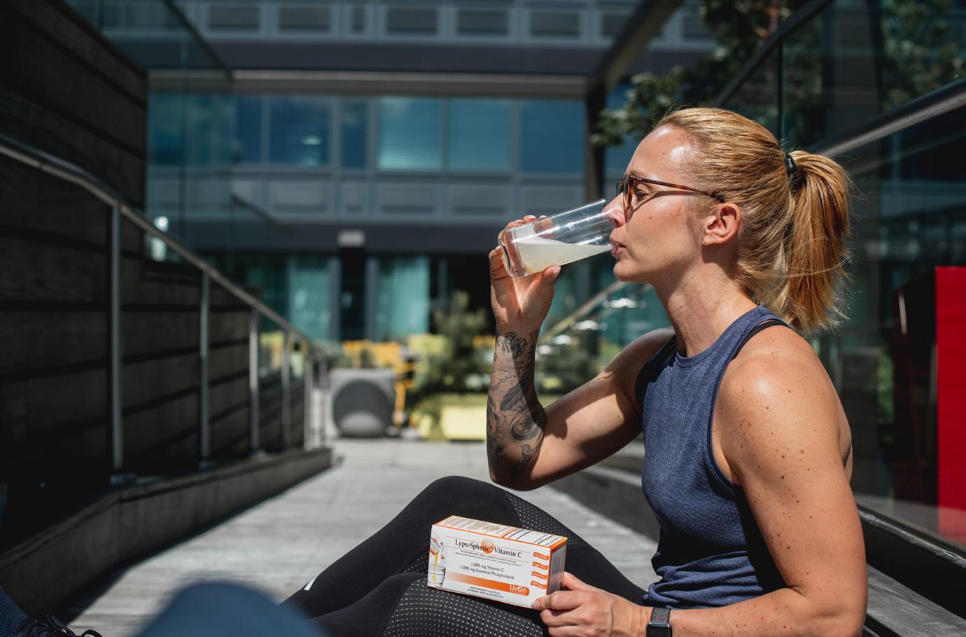 benefits-vitamin-c-for-runners