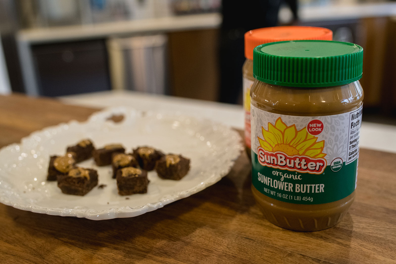 Sunbutter Brownies