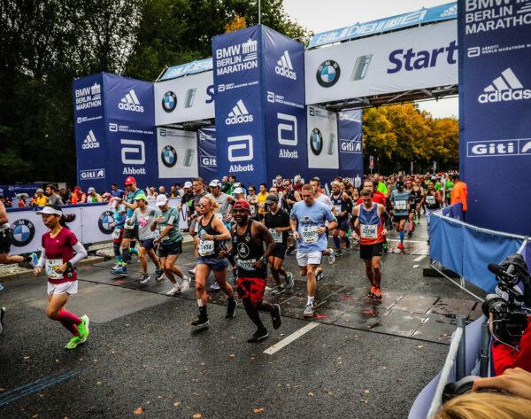 Berlin Marathon review: Start line