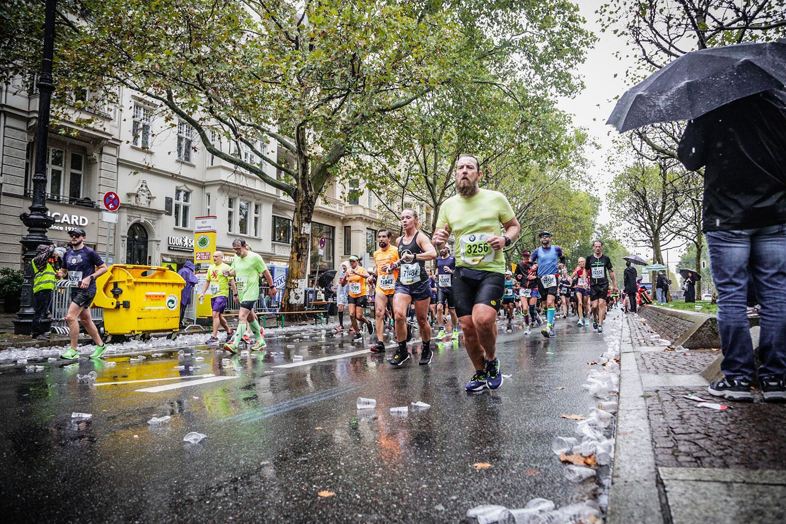 Berlin Marathon review: course