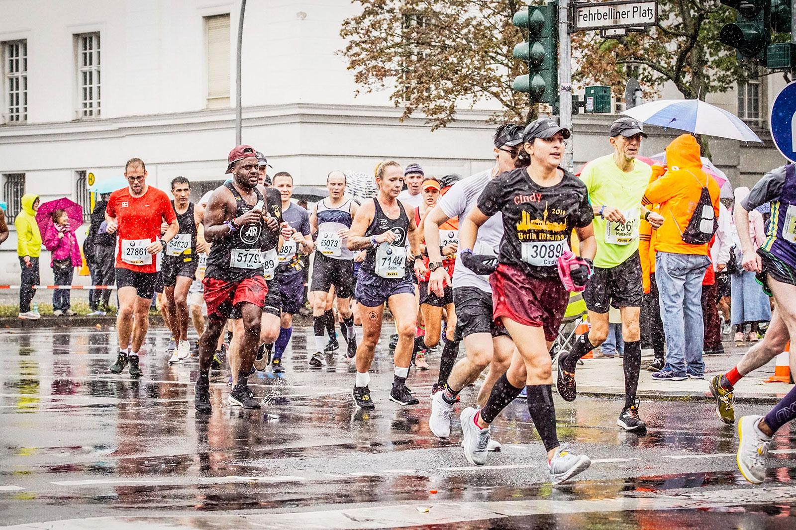 Berlin Marathon review: race photos