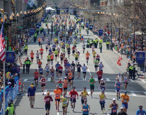 Running the Boston Marathon