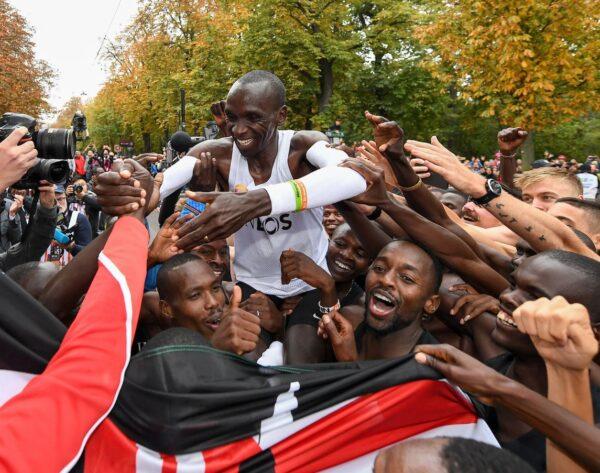 Eliud Kipchoge Sub 2 marathon