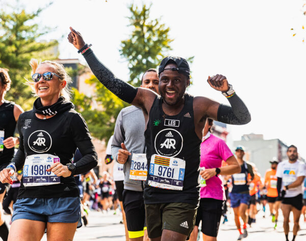 Lottery for the NYC Marathon 2020