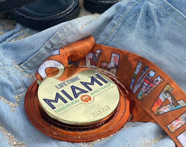 The miami half marathon