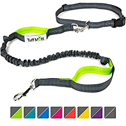 Leash for running