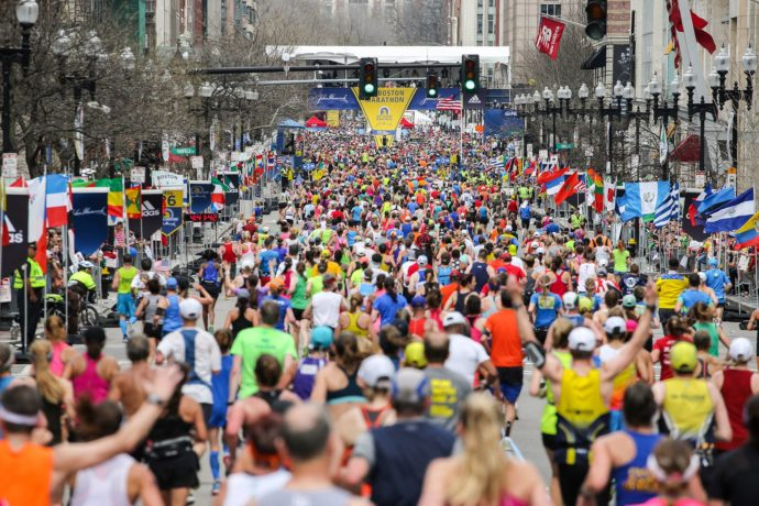 Virtual Boston Marathon 2020