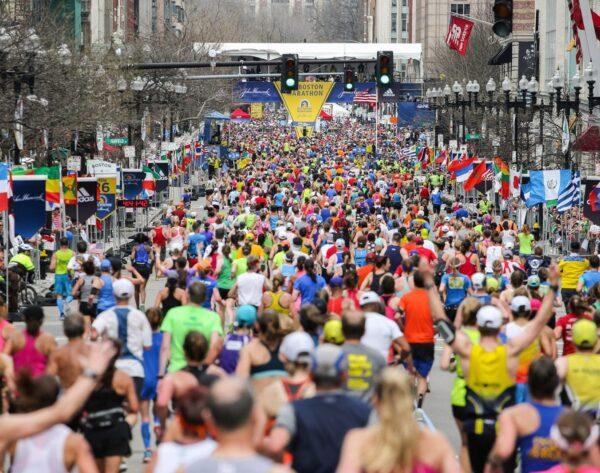 Virtual Boston Marathon 2020