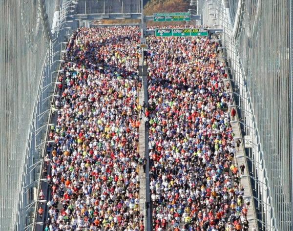 New York Marathon Canceled
